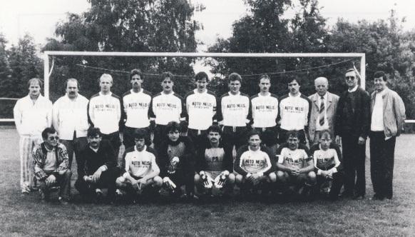 Unerträgliches Mittelmaß, dann nicht zu stoppen: Meister 1986/87
